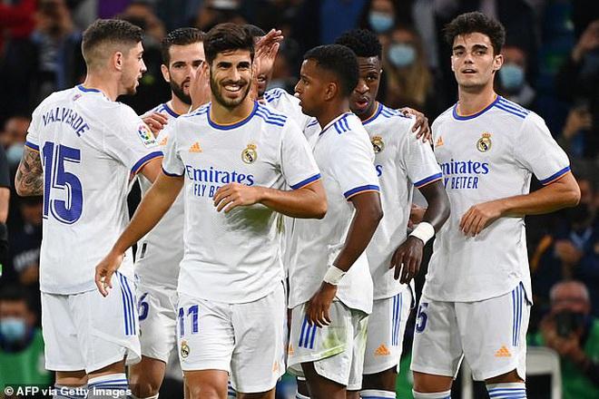 Thắng với tỷ số tennis, Real Madrid tiếp tục dẫn đầu La Liga - 5