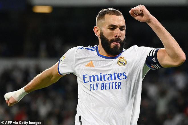 Thắng với tỷ số tennis, Real Madrid tiếp tục dẫn đầu La Liga - 6