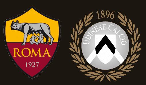 Link xem trực tiếp AS Roma vs Udinese (Serie A), 1h45 ngày 24/9