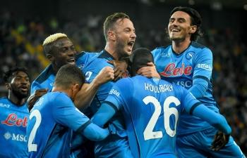Link xem trực tiếp Sampdoria vs Napoli (Serie A), 23h30 ngày 23/9