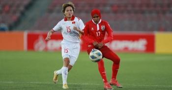 Đội tuyển nữ Việt Nam thắng đậm đối thủ 16-0 ở vòng loại châu Á