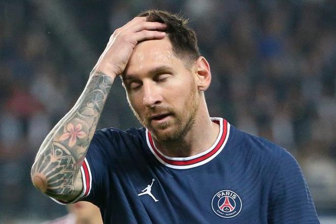 PSG đón nhận tin dữ từ Lionel Messi - 2