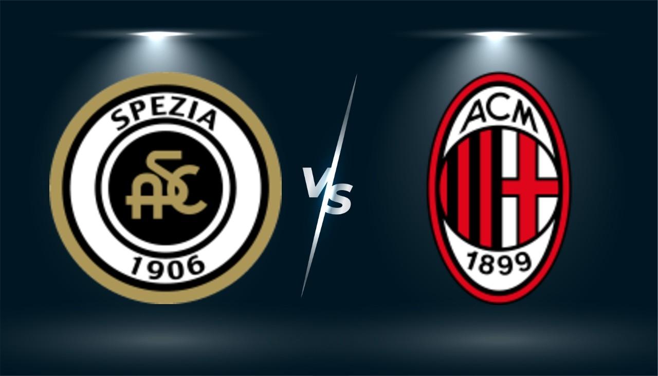 Link xem trực tiếp Spezia vs AC Milan (Serie A), 20h ngày 25/9