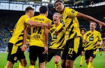 Link xem trực tiếp Gladbach vs Dortmund (VĐ Đức), 23h30 ngày 25/9