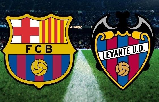 Link xem trực tiếp Barcelona vs Levante (La Liga), 21h15 ngày 26/9