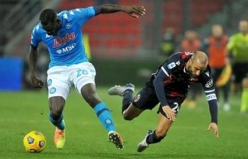 Link xem trực tiếp Napoli vs Cagliari (Serie A), 1h45 ngày 27/9