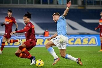 Link xem trực tiếp Lazio vs AS Roma (Serie A), 23h ngày 26/9