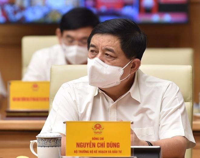 Bộ trưởng Nguyễn Chí Dũng đề xuất tháo gỡ khó khăn cho doanh nghiệp - 1