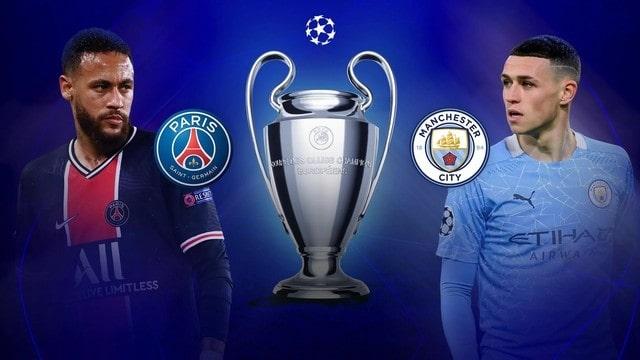 Link xem trực tiếp PSG vs Man City (Cup C1 Châu Âu), 2h ngày 29/9
