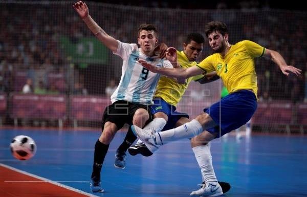 Trực tiếp Futsal Brazil vs Futsal Argentina (World Cup Futsal 2021), 0h ngày 30/9