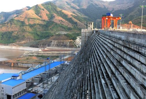 Thủy điện Sơn La nhận Giải vàng Năng lượng châu Á 2013