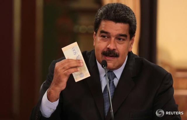 dan venezuela chan nan khi luong giam doc ngang luong bao ve