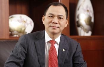 """""""Bản lĩnh ông lớn"""", người giàu nhất Việt Nam có thêm gần 5.800 tỷ đồng"""