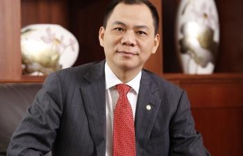 """Mất cả trăm triệu USD, ông Phạm Nhật Vượng vẫn thăng hạng """"chóng mặt"""" trong top giàu thế giới"""