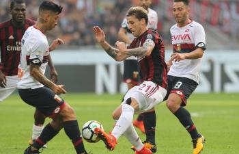 Link xem trực tiếp Genoa vs AC Milan (Serie A), 1h45 ngày 6/10