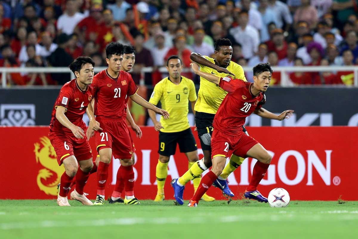 xem truc tiep viet nam vs malaysia vl world cup 2022 20h ngay 1010