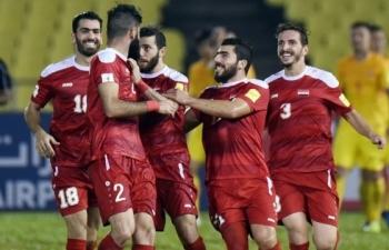 Link xem trực tiếp Syria vs Maldives (VL World Cup 2022), 21h ngày 10/10