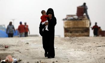Gần 800 người trốn thoát khỏi trại IS