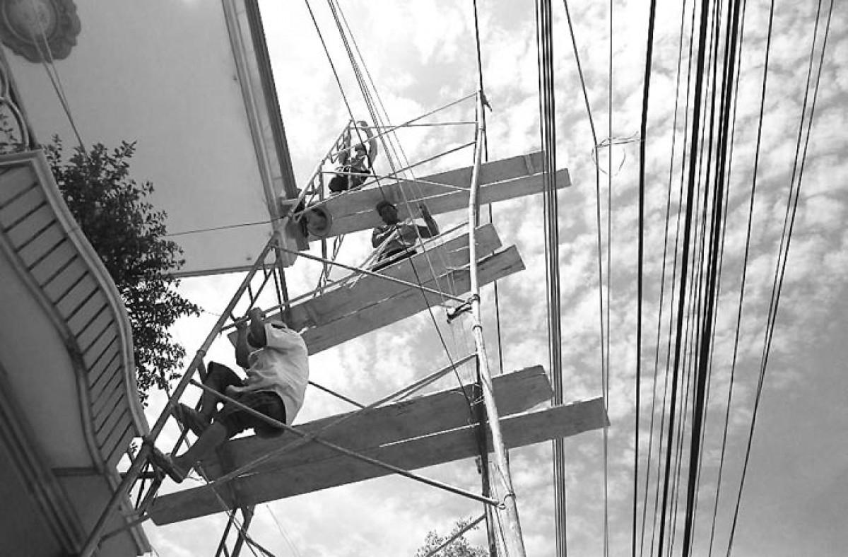 Vi phạm hành lang an toàn lưới điện vẫn là nguyên nhân chủ yếu dẫn đến tai nạn điện