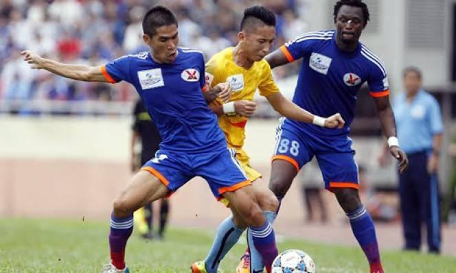 Vòng 25 V-League 2019: Xem trực tiếp Sông Lam Nghệ An vs Quảng Ninh ở đâu?