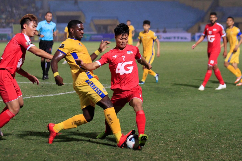 Link xem trực tiếp Thanh Hóa vs Viettel (V-League 2019), 17h ngày 19/10