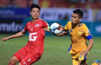 Vòng 25 V-League 2019: Xem trực tiếp Thanh Hóa vs Viettel ở đâu?