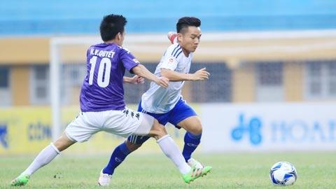 Vòng 25 V-League 2019: Xem trực tiếp Hà Nội FC vs Quảng Nam ở đâu?