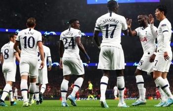 Link xem trực tiếp Tottenham vs Crvena Zvezda (C1 Châu Âu), 2h ngày 23/10