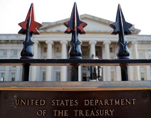 Mỹ thâm hụt ngân sách gần 1.000 tỷ USD