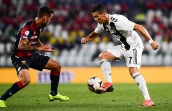 Xem trực tiếp Juventus vs Genoa ở đâu?
