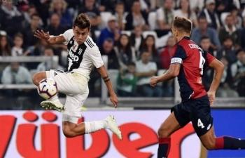 Link xem trực tiếp Juventus vs Genoa (Serie A), 3h ngày 31/10