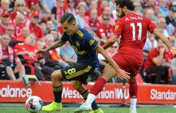 Xem trực tiếp Liverpool vs Arsenal (Cup LĐ Anh), 2h30 ngày 31/10