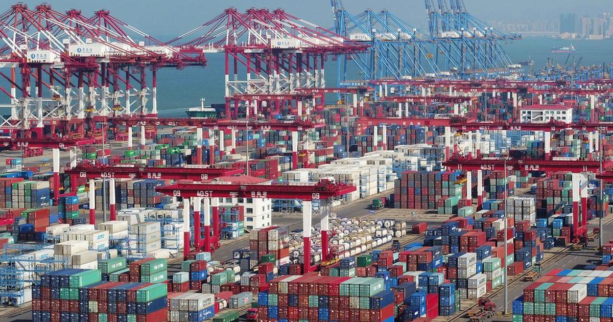 2 nền kinh tế Mỹ và Trung Quốc ngày càng xa nhau và chọn lối đi riêng