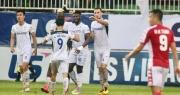 Thắng đậm CLB TPHCM, HA Gia Lai giành suất tranh ngôi vô địch V-League