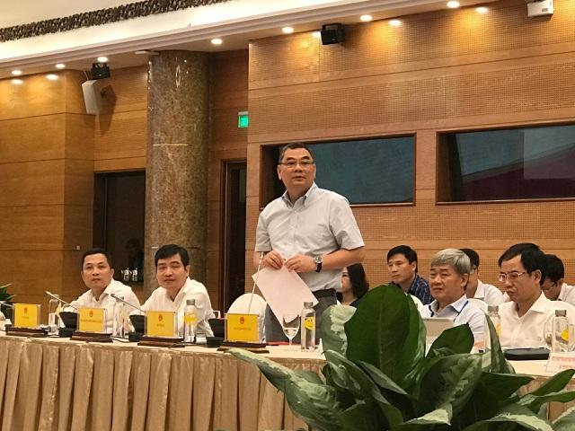 """""""Sức khỏe ông Nguyễn Đức Chung bình thường trong điều kiện mới"""" - 1"""