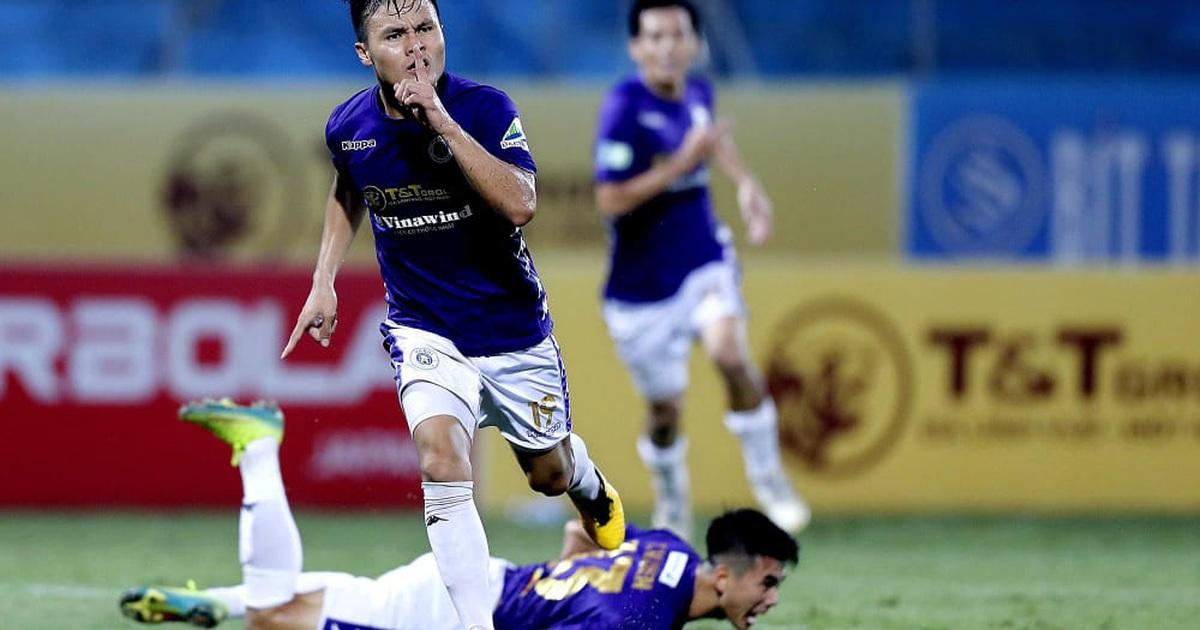 Đội bóng nào có lợi nhất trong cuộc đua vô địch V-League?