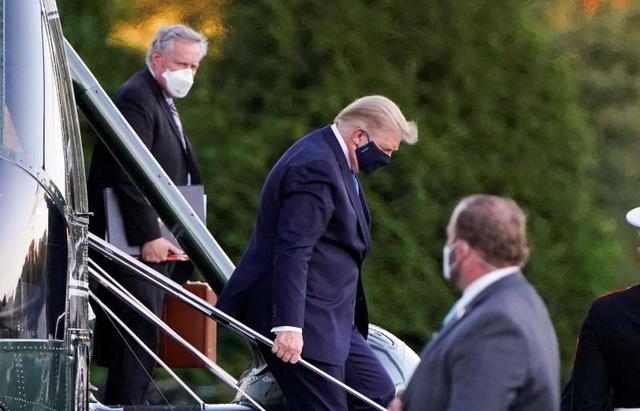 Tổng thống Mỹ được điều trị Covid-19 như thế nào?