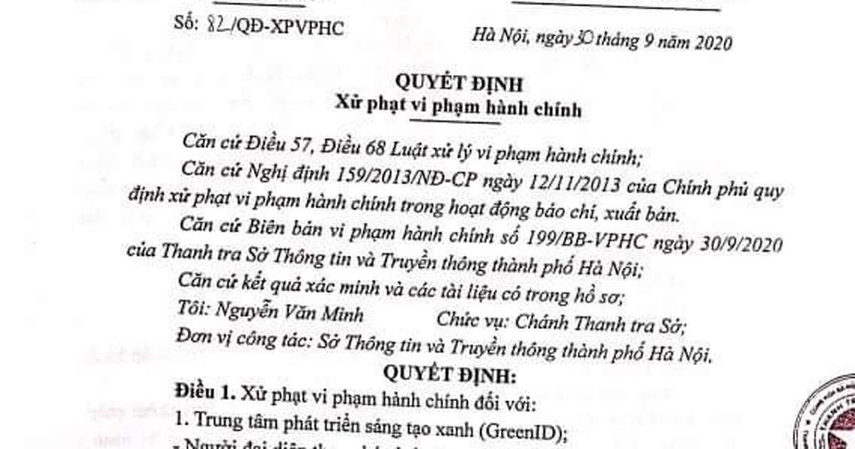 Bị phạt 60 triệu đồng vì phát hành bản đồ không có quần đảo của Việt Nam
