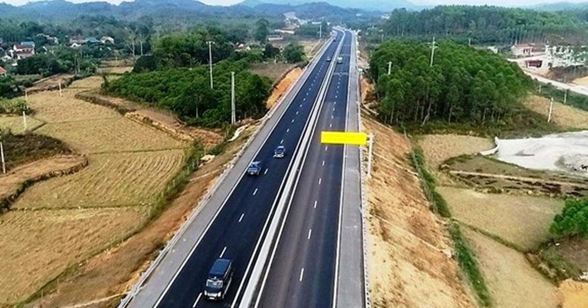 """""""Đóng thầu"""" cao tốc Bắc - Nam, 2 dự án """"trắng tay"""" vì không có nhà đầu tư"""