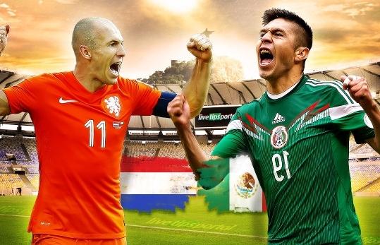 Xem trực tiếp Hà Lan vs Mexico ở đâu?