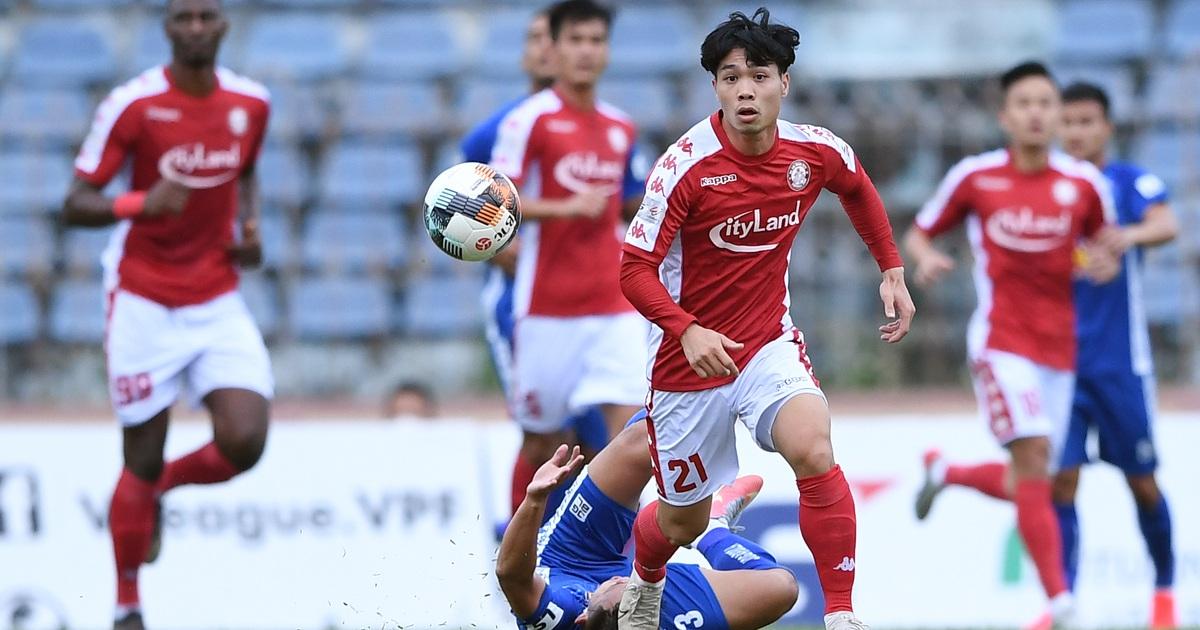 Công Phượng chấn thương, CLB TPHCM có cơ hội đua vô địch V-League?