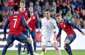 Link xem trực tiếp Na Uy vs Serbia (Vòng loại Euro 2020), 1h45 ngày 9/10