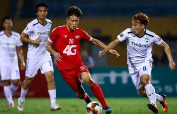 Link xem trực tiếp Viettel vs Hoàng Anh Gia Lai (V-League 2020), 19h15 ngày 9/10