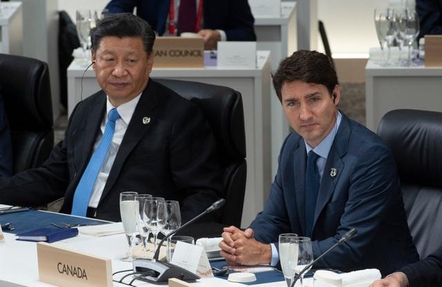 Canada hối thúc NATO theo dõi Trung Quốc ở Biển Đông - 1