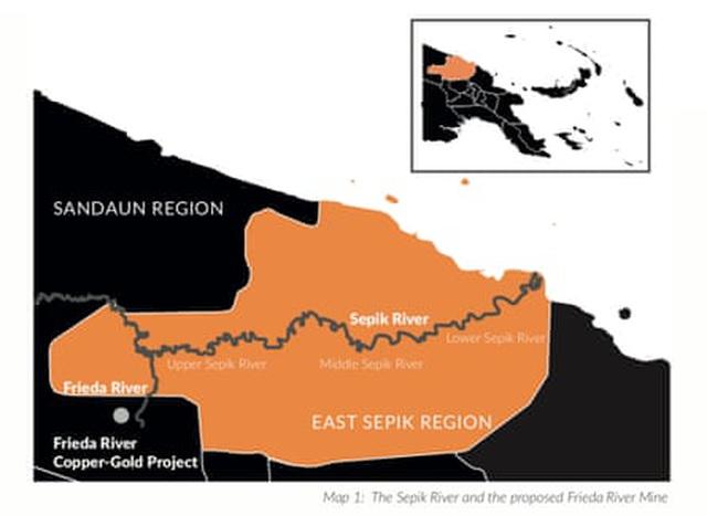 Dự án khai thác mỏ vàng khủng của Trung Quốc vấp chỉ trích từ Liên Hợp Quốc - 2