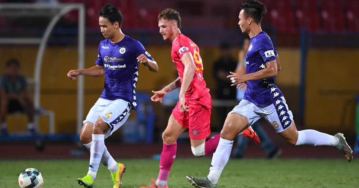 CLB Hà Nội và Viettel tăng tốc ở cuộc đua vô địch V-League?