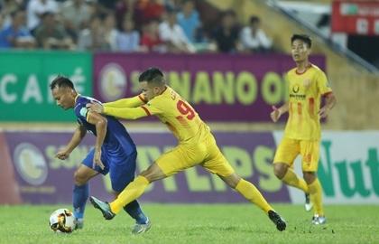 Link xem trực tiếp Thanh Hoá vs Nam Định (V-League 2020), 17h ngày 10/10