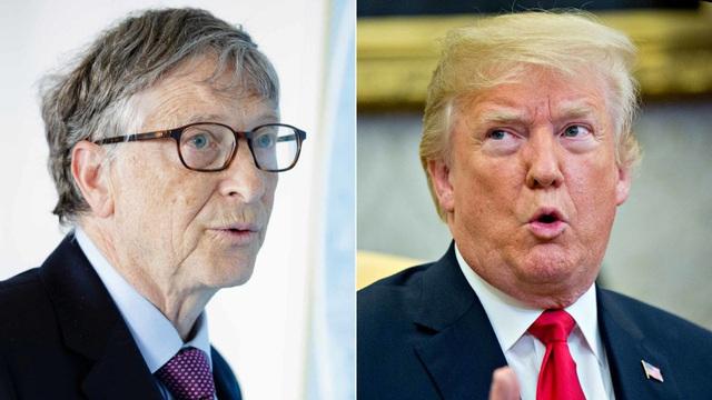 Bill Gates: Thuốc điều trị Covid-19 cho ông Trump hiệu quả nhất - 1