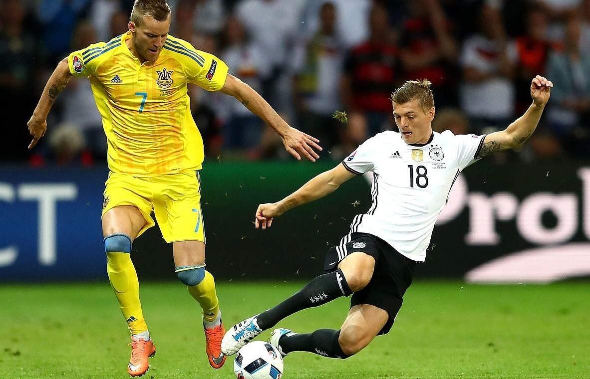 Link xem trực tiếp Ukraina vs Đức (UEFA Nations League), 1h45 ngày 11/10