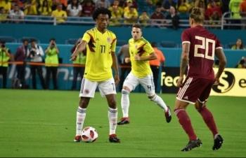 Link xem trực tiếp Colombia vs Venezuela (VL World Cup Nam Mỹ), 6h30 ngày 10/10